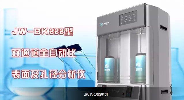 上海电化学大会,精微高博比表面仪获得广泛关注