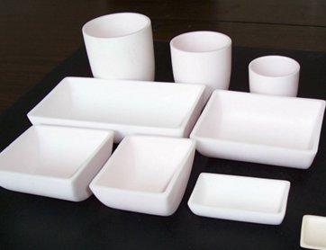 石英陶瓷坩埚及其工艺简述