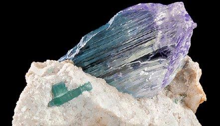 一张图了解锂辉石