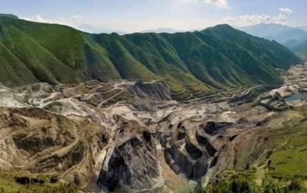 建设美丽中国离不开矿产资源的有力支撑