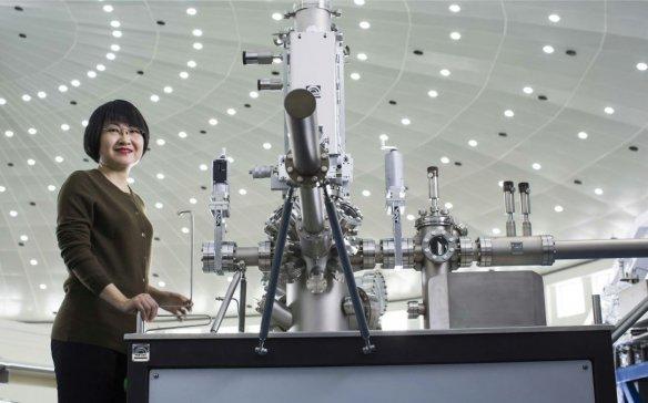 世界杰出女科学家谢毅:做科研需要一份洒脱