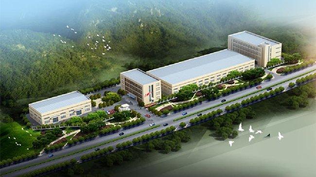 浙江力普投入5000万元的高效节能超微粉碎机科创基地启用