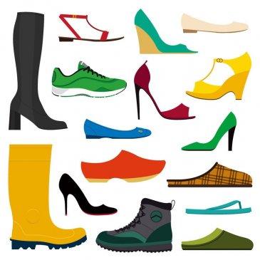 【生活中的粉体】你的鞋子中添加了哪些粉体?
