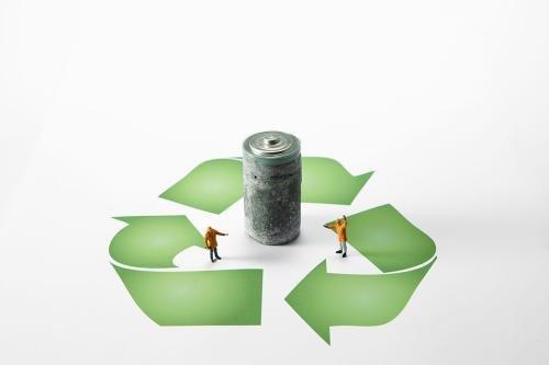 一张图了解废弃锂电池有价金属回收