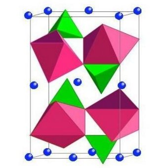 图解磷酸铁锂生产线