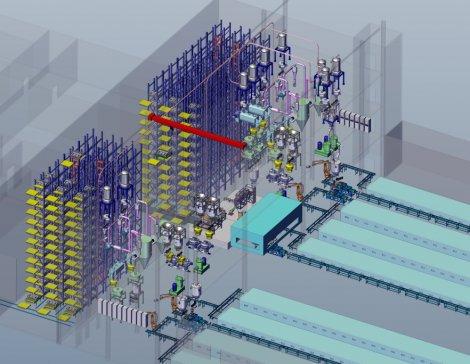 上海锂电展8月23举行 一体化锂电生产线成亮点