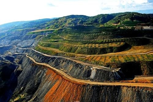 美国矿产资源全景图