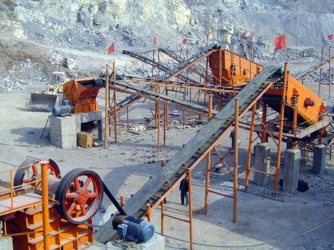 一张图了解石灰石生产线