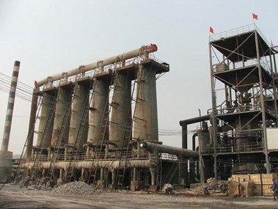 贵州白云区清理取缔铝矾土、石灰石煅烧土竖窑