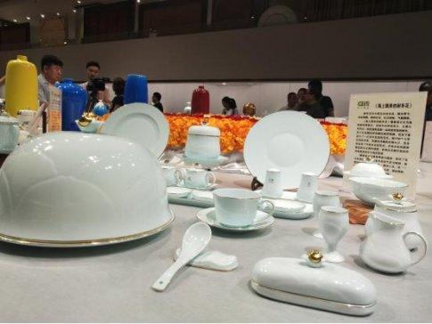 3.5万余件陶瓷琉璃名品惊艳上合