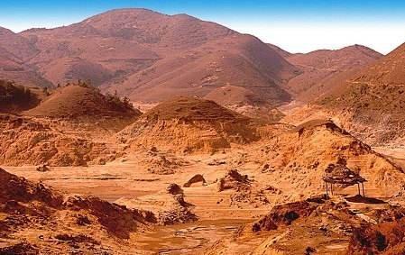 铝土矿资源全景图