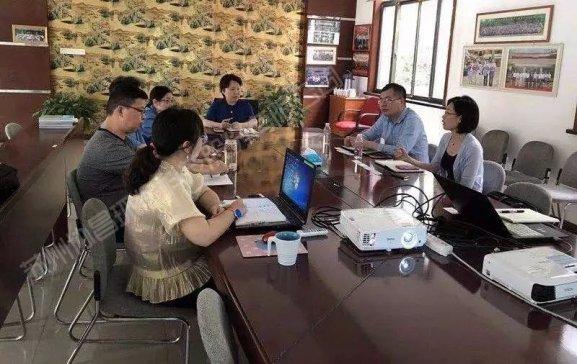 省企业信息化协会走访协昌环保