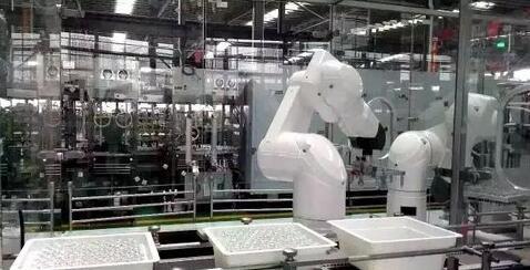医药机器人时代:设备产品智能化生产不再是梦想!