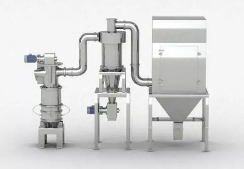 先进陶瓷生产设备之流化床气流磨