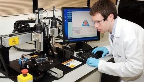 近十年3D打印的研究论文 美中两国占据一半份额