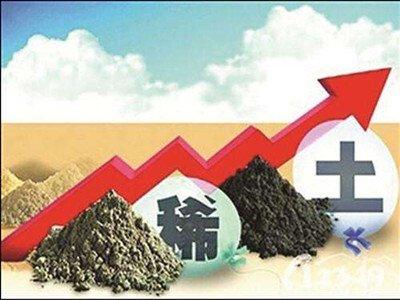 """出口额增长提振稀土企业盈利能力 9只强势股吸金4955万元显""""升""""机"""