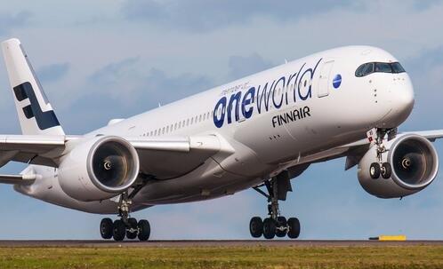 碳纤维复合材料占比高达53%!空客公司向国航交付首架A350飞机