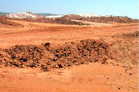 山西龙门晋齐利用赤泥制作琉璃、灰陶产品,赤泥掺量达30%