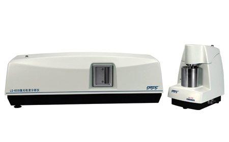 LS-609智能化激光粒度仪SOP测试在微溶样品测量中的应用案例
