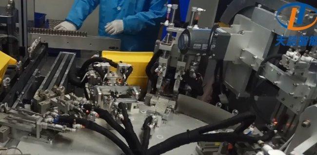 解密18650电池生产电芯装配全过程——天蓝智能全面解读