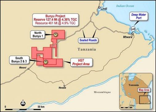 中国石墨进口热度持续 青岛海达签约坦桑尼亚石墨项目
