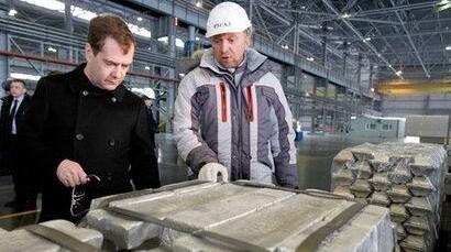 俄铝遭制裁之际 中国铝出口飙升至三年最高