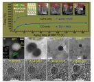 大连化物所制备出抗1100°C高温的异质孪晶纳米金催化剂