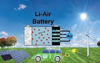 美国科研人员成功研制锂空气电池