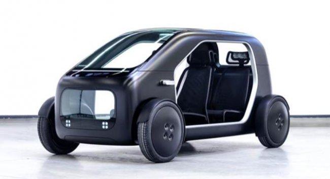 Biomega携首款电动车SIN亮相进博会 碳纤维材料减轻车重