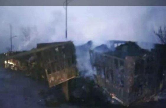 突发│张家口一化工厂附近发生爆炸起火 22死22伤!
