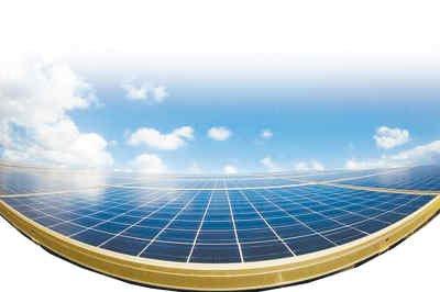 青海:光伏发电带来稳定收益