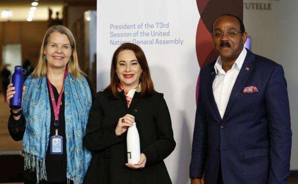 联合国宣布启动全球反塑料污染行动