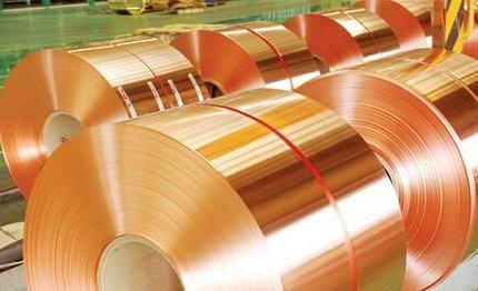10月份有色金属产量同比增长5.5%