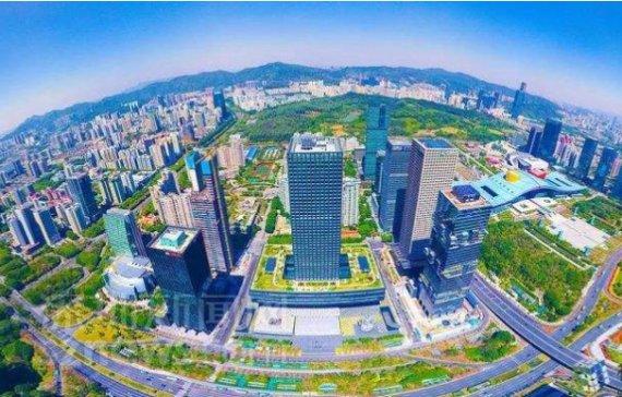 广东深圳启动建设第二批新兴产业集聚区