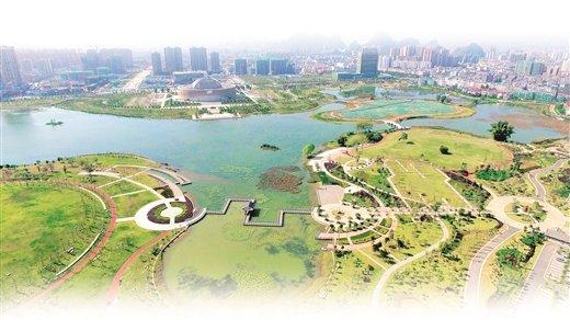 贺州全力东融谱新篇 碳酸钙年均增长4成以上
