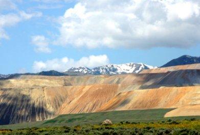 俄巨型铜矿拟从银行筹集12.5亿美元建设采矿和冶炼厂