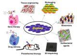 科学家探索石墨烯在3D打印和生物医学应用中的奇迹和毒性