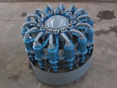 一张图了解水力旋流器