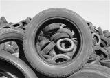 """高技术支撑 废旧轮胎变成""""黑色黄金"""""""