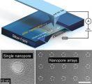 新型纳米孔阵列制造方法
