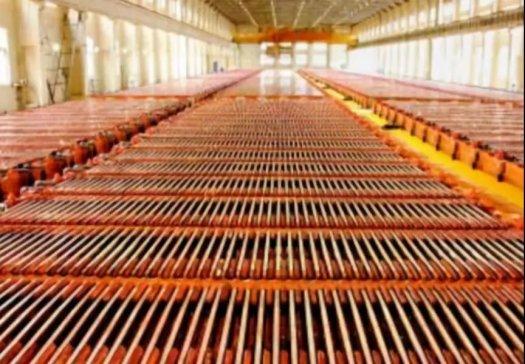 4月份十种有色金属产量474万吨同比增长4.9%