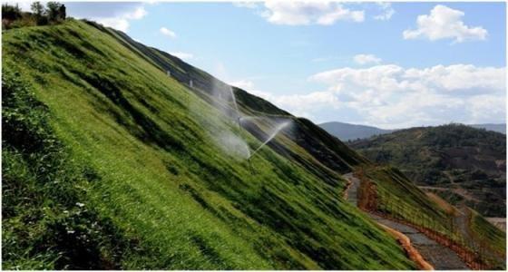 新疆大力开展绿色矿山创建