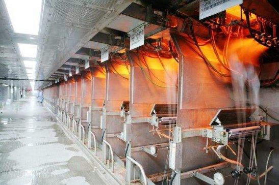 沙河:20万吨玻璃纤维生产线项目成功签约