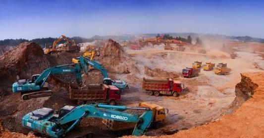 非洲矿产资源全景图