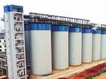 2019年5月中国氧化铝产量592.6万吨 同比下滑2.13%