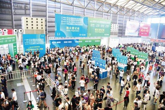 逆势而上!2019上海化工装备展缘何一位难求?