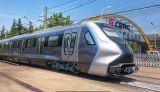 中国下一代碳纤维地铁列车成功试跑 减重13%节能15%以上