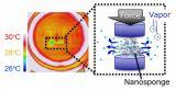 日东北大学开发新型弹性纳米海绵介导的力驱动液气转换制冷系统
