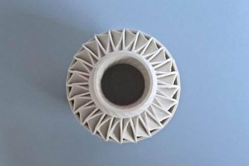 3D打印陶瓷材料的成型及研究进展