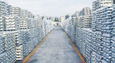 俄罗斯铝业称第二季度铝销售较上季增加21%